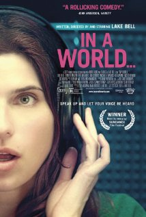 In a World... (2013) Poster
